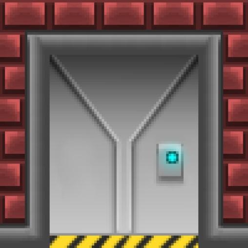 BricksDoor