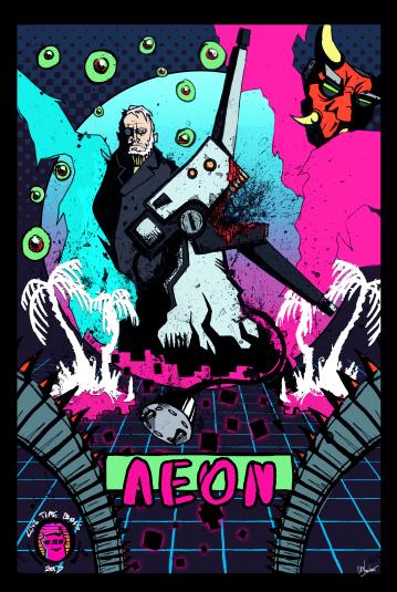 Poster w. Colour