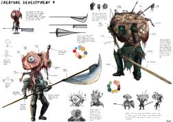 Creature Dev 3