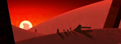Crescent Desert