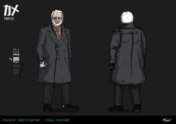 Detective Final Apparel