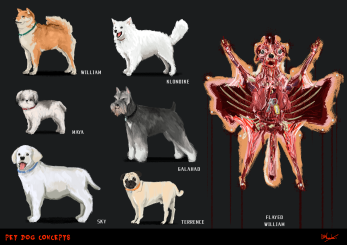 Dog Concepts