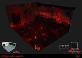 Overseer Office Concept