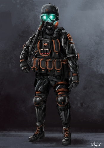 Jacobite Future Soldier