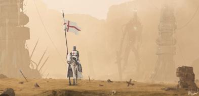 Lost Crusader